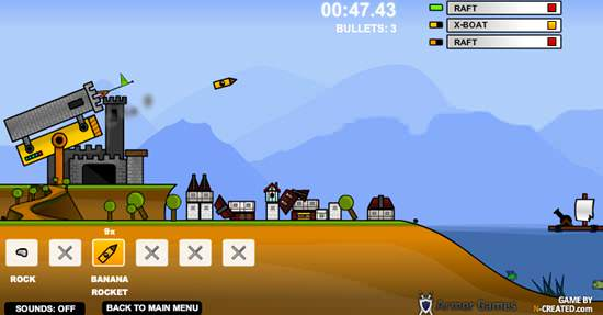 Playing online flash games